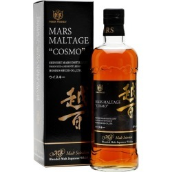 Mars Shinshu Maltage COSMO Whisky 70cl found on Bargain Bro UK from 31 Dover