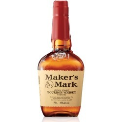 Maker's Mark Bourbon 70cl found on Bargain Bro from 31 Dover for £30
