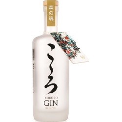 Kokoro Gin 70cl found on Bargain Bro from 31 Dover for £28