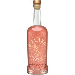 Bullards Norwich Strawberry and Black Pepper Gin 70cl found on Bargain Bro UK from 31 Dover