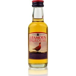 Miniature Famous Grouse 5cl 5cl found on Bargain Bro UK from 31 Dover