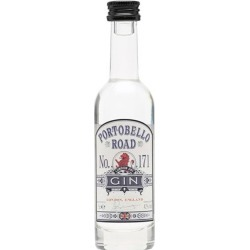 Miniature Portobello Road No.171 Gin 5cl found on Bargain Bro UK from 31 Dover