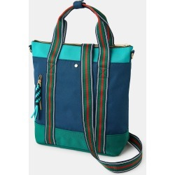 Portobello Large Pannier Bike Bag Multi found on Bargain Bro UK from Accessorize