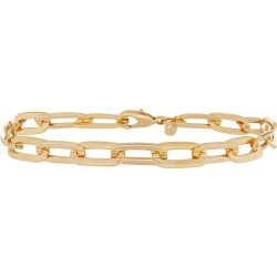 Accessorize Women's Gold-Plated Large Link Chain Bracelet found on Bargain Bro UK from Accessorize