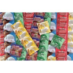 Flavored Condom Sampler 50-pack found on Bargain Bro India from Adam and Eve for $24.95