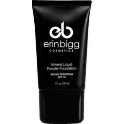 Erin Bigg Cosmetics Mineral Liquid Powder Foundation - Pale Beige