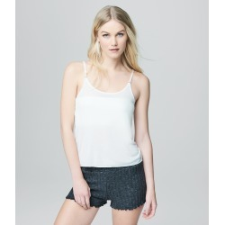 Aeropostale Lld Solid Cloud Fleece Sleep Tank - Ethereal White, Medium found on Bargain Bro from Aeropostale for USD $14.82