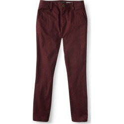 Aeropostale Skinny Color Wash Reflex Chinos - Magenta, 40X34 found on Bargain Bro from Aeropostale for USD $37.62