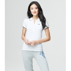 Aeropostale A87 Solid Single-Tipped Pique Polo - Bleach, Small found on Bargain Bro Philippines from Aeropostale for $24.50