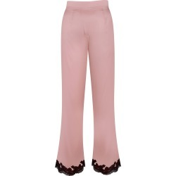 Agent Provocateur Amelea Pyjama Bottoms In Pink With Black Lace found on Bargain Bro UK from Agent Provocateur (UK)