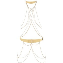 Agent Provocateur Narissa Bodychain Gold found on Bargain Bro India from Agent Provocateur (US) for $663.00