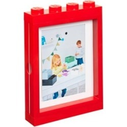 LEGO Storage LEGO Storage LEGO PICTURE FRAME - RED One Size