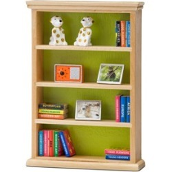 LUNDBY Accessories Doll Bookshelf 3 - 10 years