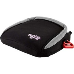 BubbleBum Black Inflatable Travel Car Booster Seat One Size