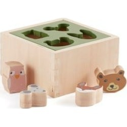 Kids Concept Kids Concept Nature Edvin Sorting Box One Size