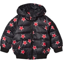 The BRAND Red All Stars Puff Jacket 116/122 cm found on Bargain Bro India from Alex and Alexa for $67.60