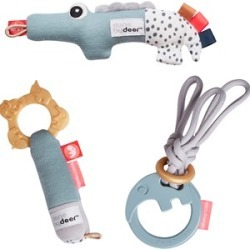 Done by Deer Tiny Activity Toys Gift Set One Size