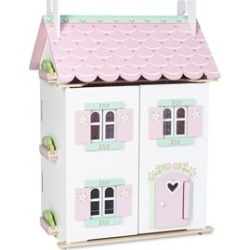Le Toy Van Sweetheart Cottage Dolls House with Furniture One Size (3+ years)