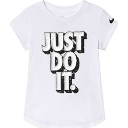Nike Nike White Just Do It Starry Night T-Shirt 4-5 years found on Bargain Bro UK from Alex and Alexa