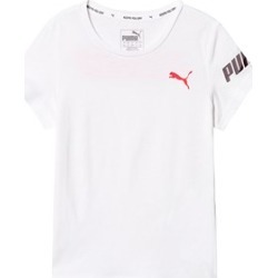 Puma Puma White Branded Sports T-Shirt 11-12 years found on Bargain Bro UK from Alex and Alexa