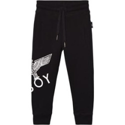 Boy London Boy London Black and White Eagle Logo Sweatpants 3-4 years found on MODAPINS from Alex and Alexa for USD $58.39
