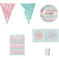 Decorata Party Elegant Party Pack 4 - 12 years