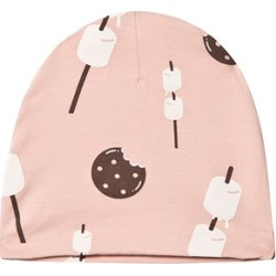 One We Like One We Like Dusty Pink Marshmallow Hat L (54-56 cm)