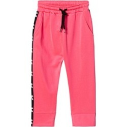 Diadora Fluro Pink And Black Tech Fabric Branded Side Track Bottoms L (12 years) found on MODAPINS from Alex and Alexa for USD $39.00