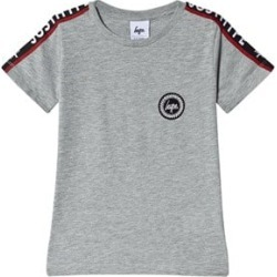 Hype Grey Logo Tape T-Shirt 14 years found on MODAPINS from Alex and Alexa for USD $21.45