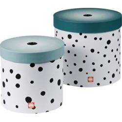 Done by Deer Happy Dots Round Box Set One Size