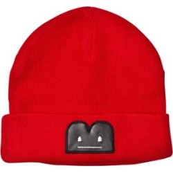 The BRAND The BRAND Red B-Moji Knit Hat L/XL (5-12 Years)