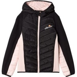 Ellesse Black Lilona Jacket 8-9 years found on MODAPINS from Alex and Alexa for USD $32.00