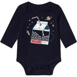 Gap Navy Baby Body 3-6 Months found on Bargain Bro India from Alex and Alexa for $22.62