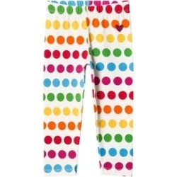 Agatha Ruiz de la Prada Agatha Ruiz de la Prada White and Multicolour Spot Print Trousers 2 years found on MODAPINS from Alex and Alexa for USD $21.89