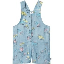 Hootkid Blue Unicorn Print Playsuit 6 years found on Bargain Bro India from Alex and Alexa for $39.13