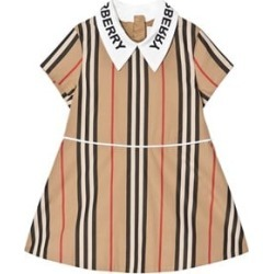 Burberry Archive Stripe Mini Cambria Dress 12 months found on MODAPINS from Alex and Alexa for USD $270.00