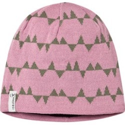 Isbjörn Of Sweden Dusty Pink Hawk Knitted Cap 48/50 cm
