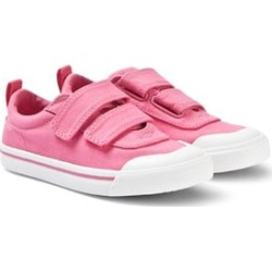 Toms Toms Pink Doheny Strap Trainers 32.5 (UK 13)