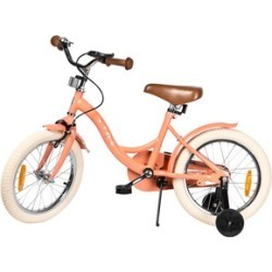 """Stoy Vintage Peach 16"""" Bicycle 5 - 7 years"""