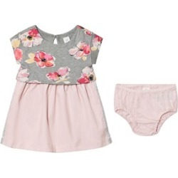Gap Gap Grey and Pink Flower Jan Sport Dress 2 Years found on Bargain Bro UK from Alex and Alexa
