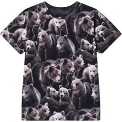 Molo Bears Ralphie T-Shirt 104 cm (3-4 Years) found on Bargain Bro Philippines from Alex and Alexa for $52.00