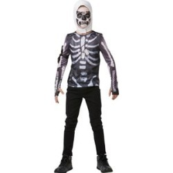 Fortnite Skull Trooper Costume Kit 9-10 years 140 cm (9-10 Years)