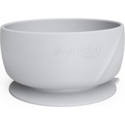 Everyday Baby Quiet Grey Suction Bowl One Size