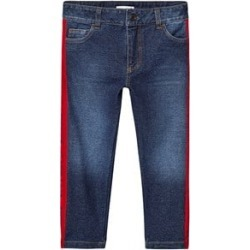 Dolce & Gabbana Dolce & Gabbana Blue Mid-Wash Logo Tape Denim Jeans 12 years found on Bargain Bro UK from Alex and Alexa