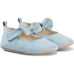 Gap Gap Blue Chambray Shoes 12-18 Months found on Bargain Bro UK from Alex and Alexa