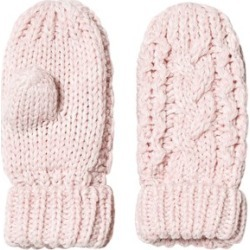 Gap Gap Pale Pink Cable Knit Mittens S/M (52-54 cm) found on Bargain Bro UK from Alex and Alexa
