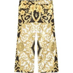 Versace Versace Black and Gold Baroque Print Trousers S (10 years) found on Bargain Bro UK from Alex and Alexa