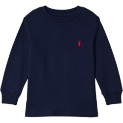 Ralph Lauren Ralph Lauren Navy Long Sleeve T-Shirt 5 years found on Bargain Bro UK from Alex and Alexa