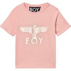 Boy London Boy London Pink and Gold Logo Eagle Tee 3-4 years found on MODAPINS from Alex and Alexa for USD $38.93