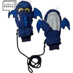 Barts Navy Bat Mittens 4 (6-8 years) found on MODAPINS from Alex and Alexa for USD $14.00